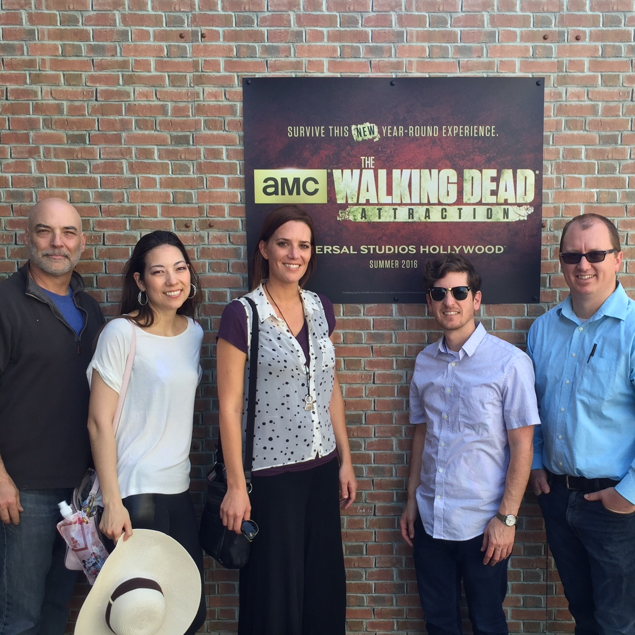 The Walking Dead Attraction - Wyatt Design Group