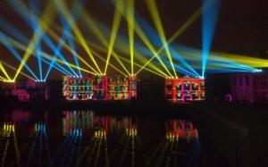 Wuxi light show