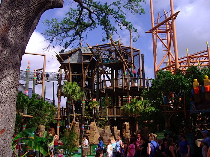Jungala Busch Gardens Tampa Florida | Wyatt Design
